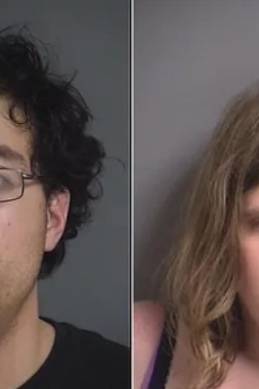 Daniel Walshire y Rebekah Mecca tienen sexo en ciclovía