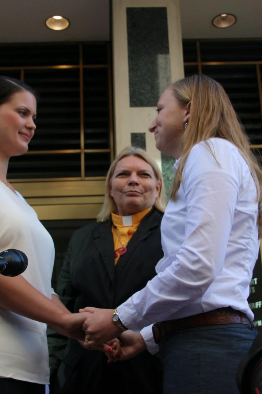 En 2015, el Tribunal Supremo legalizó los matrimonios gay en todo EEUU, pero varios estados han adoptado leyes para restringir ese derecho.