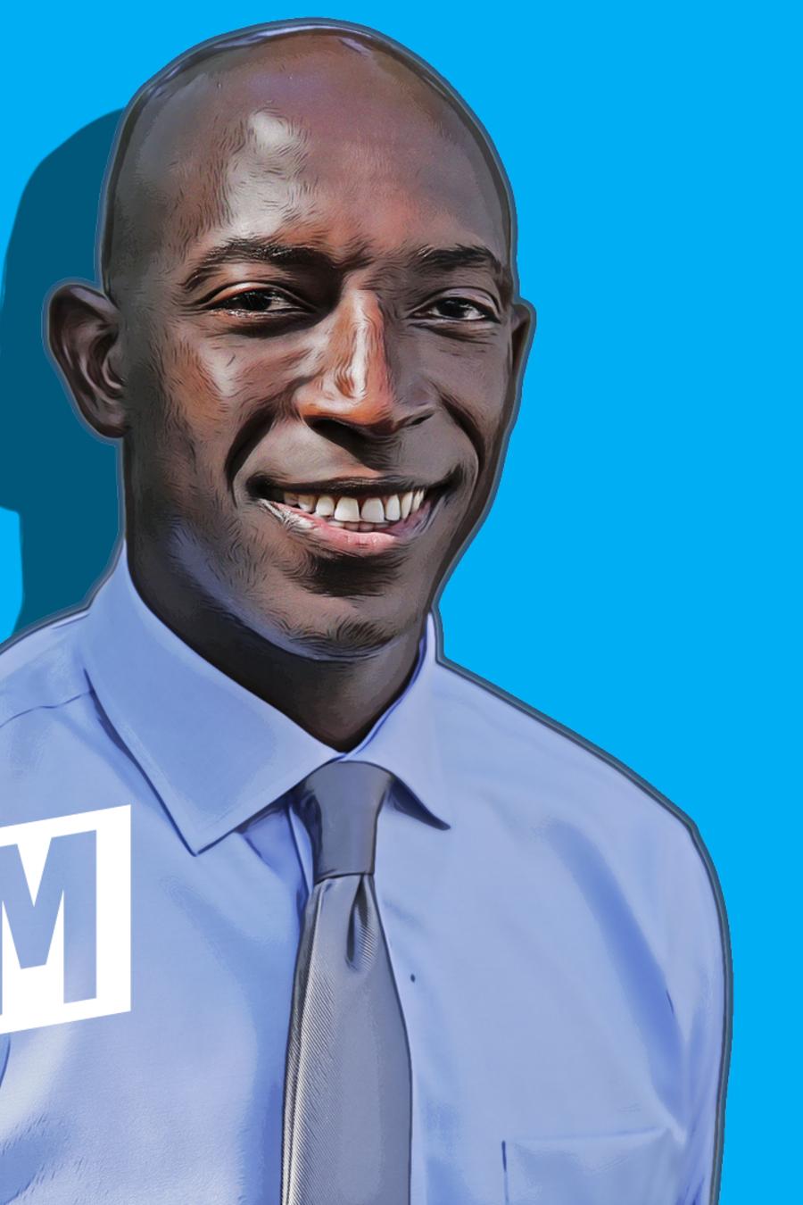 Wayne Messam, el alcalde de Miramar que busca disputar las elecciones presidenciales por el partido Demócrata