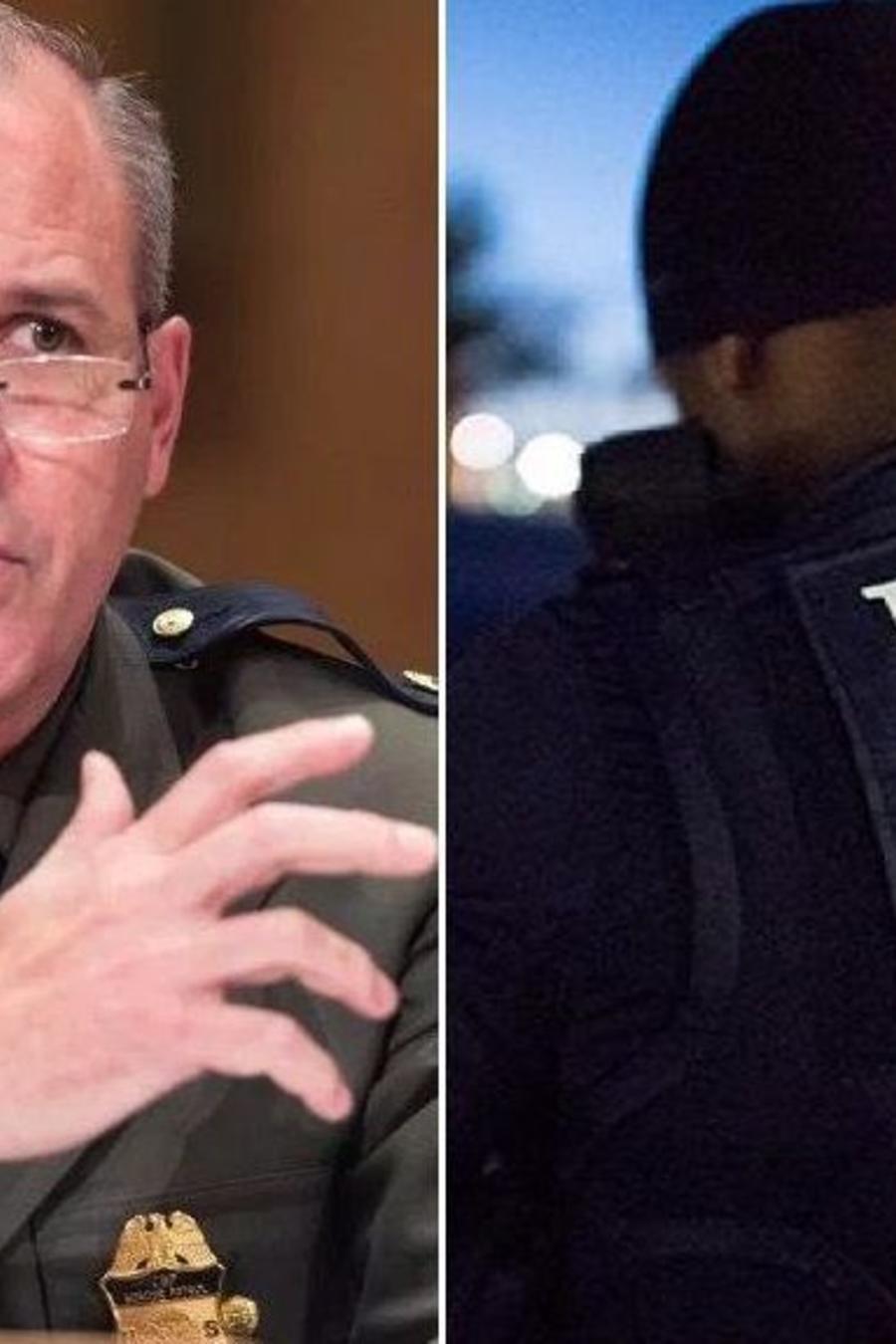 Mark Morgan deportación de familias