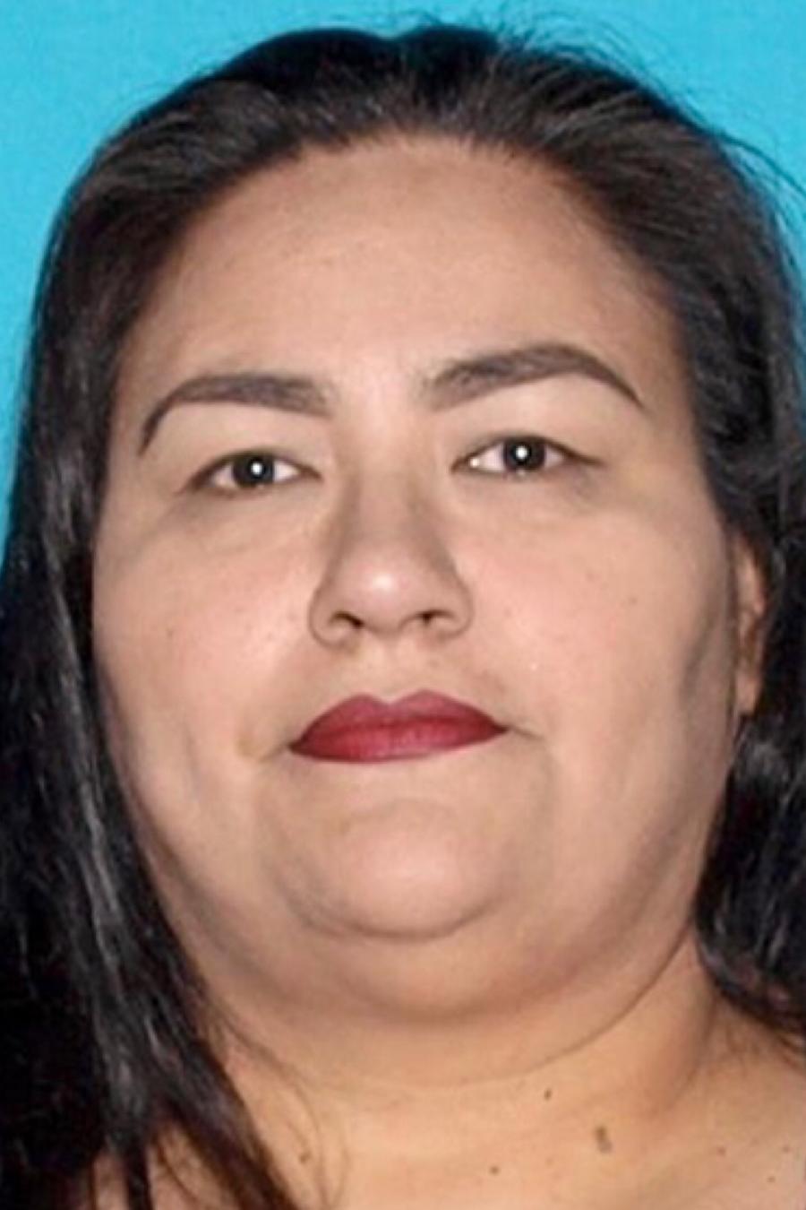 Gabriela Keeton, madre arrestada en San Bernardino, California