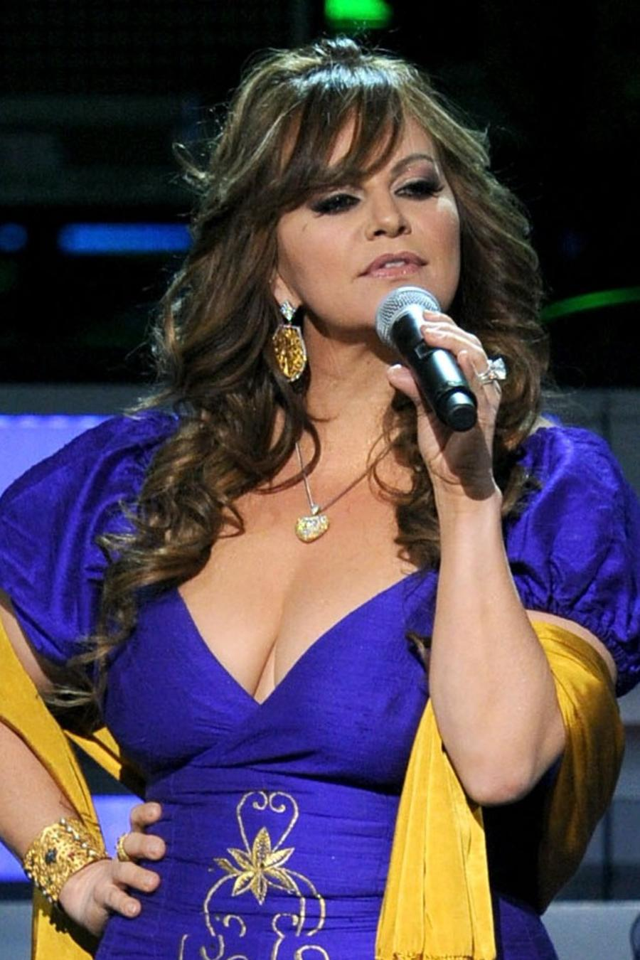 Jenni Rivera at the Latin Grammys 2010