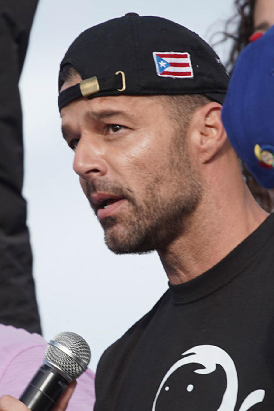 Ricky Martin y René Pérez