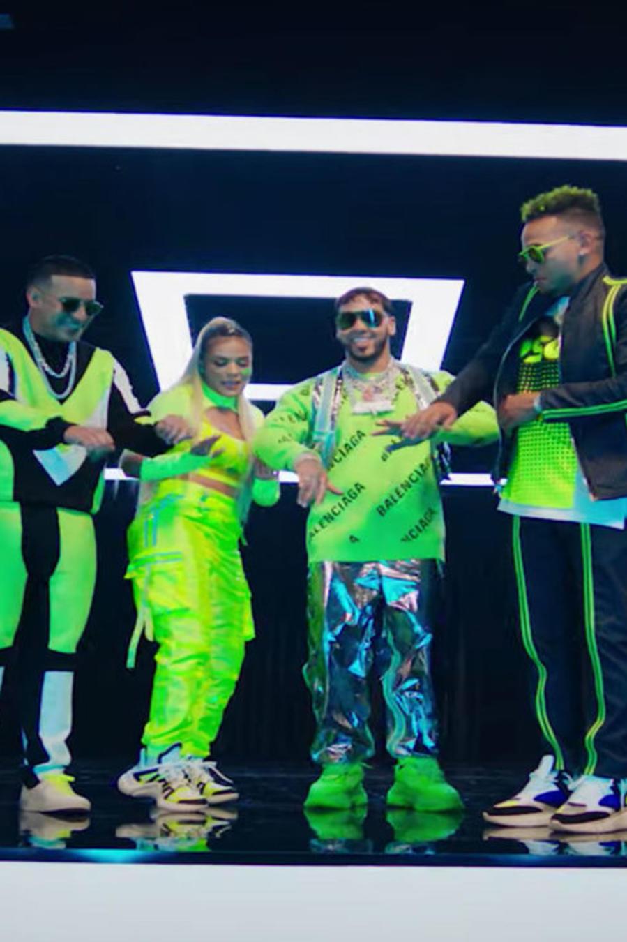 "Anuel AA drops ""China"" music video"
