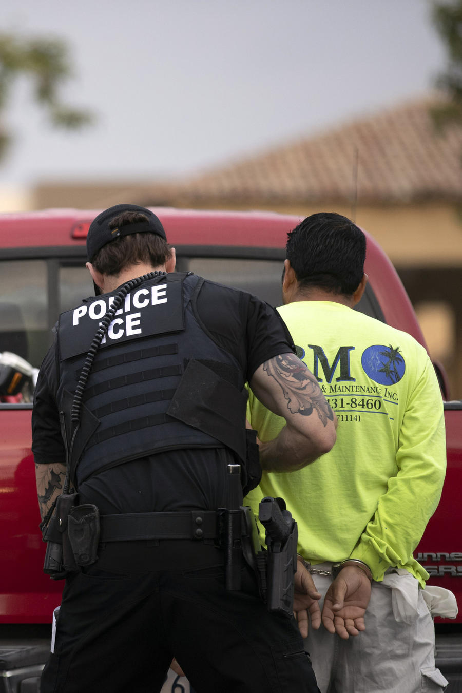 Deportación express