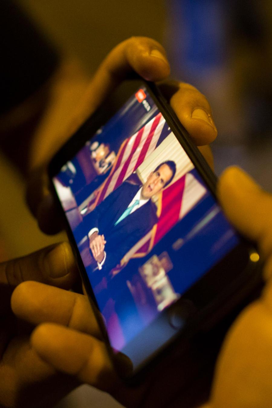 El gobernador de Puerto Rico, Ricardo Rosselló, anuncia su dimisón vía Facebook anoche