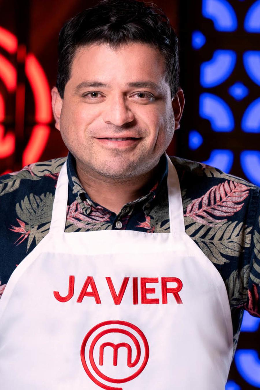 Javier Seañez, finalista de MasterChef Latino 2