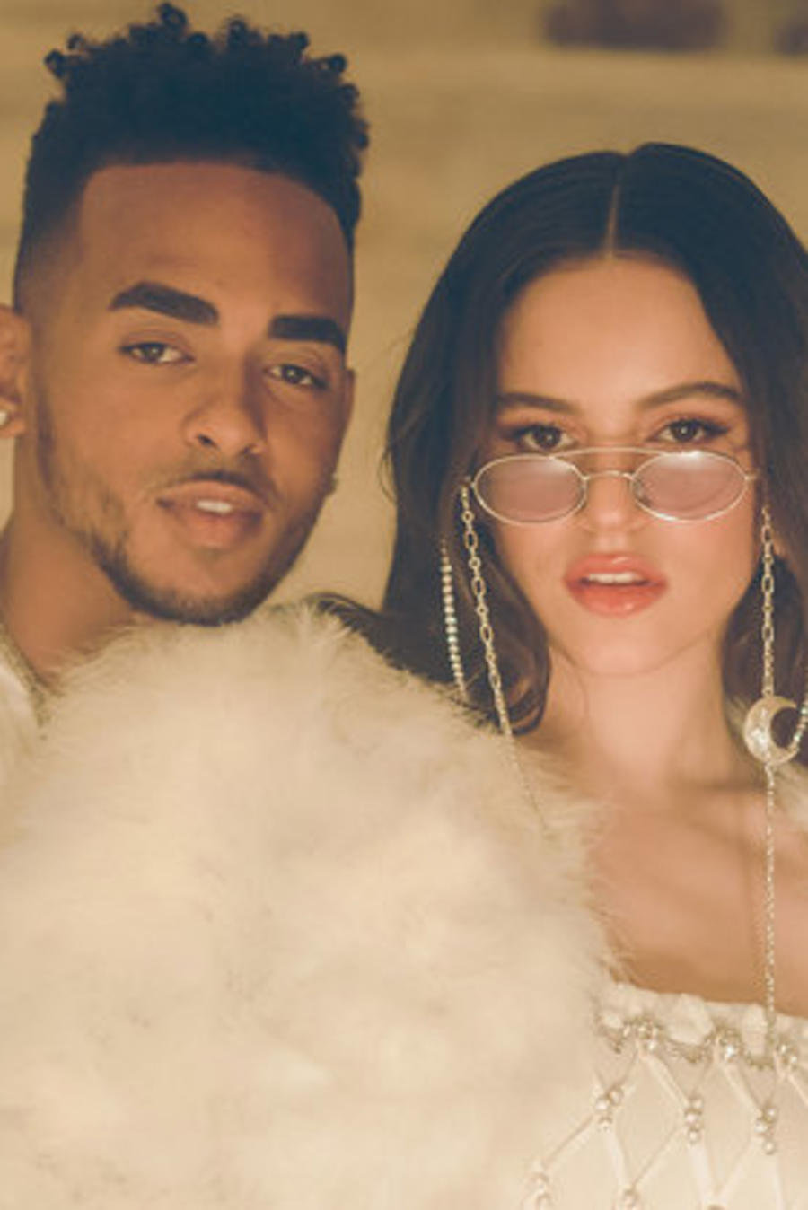"Rosalía and Ozuna Come Together for the Hottest Collab of the Summer ""Yo X Ti, Tu X MI"" (VIDEO)"