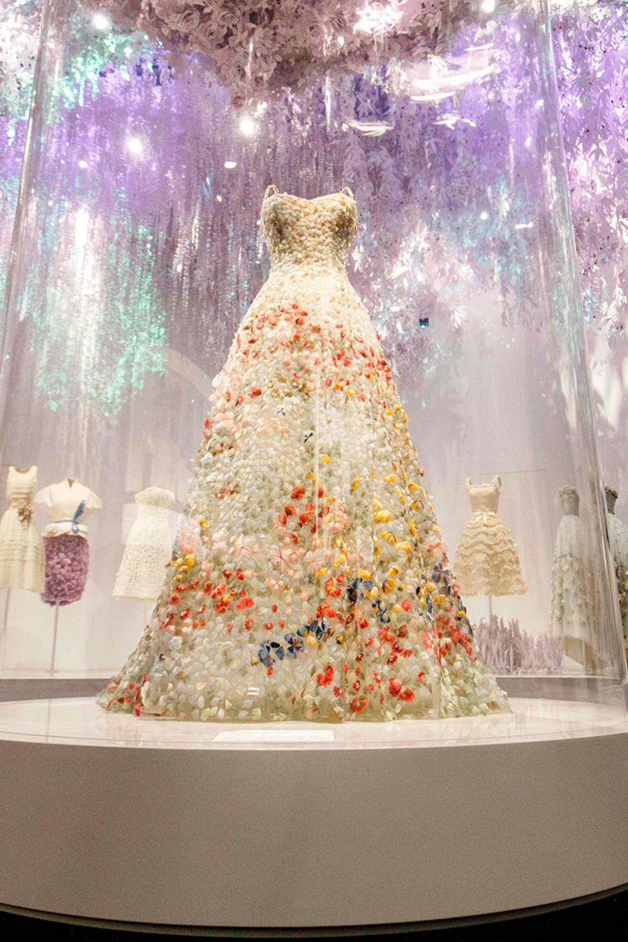 Exposición de Christian Dior