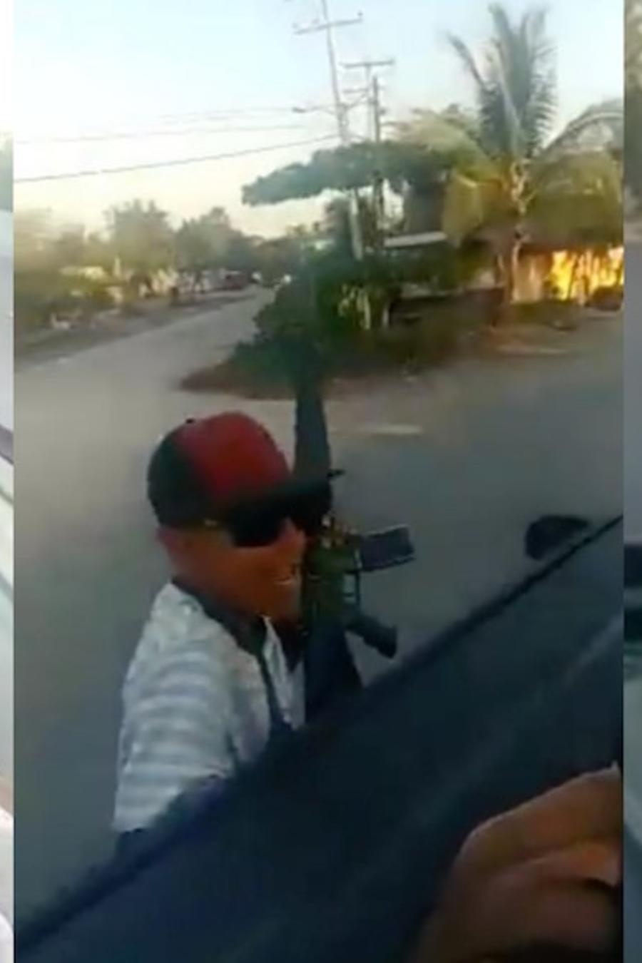 Grupos criminales se disputan Michoacán