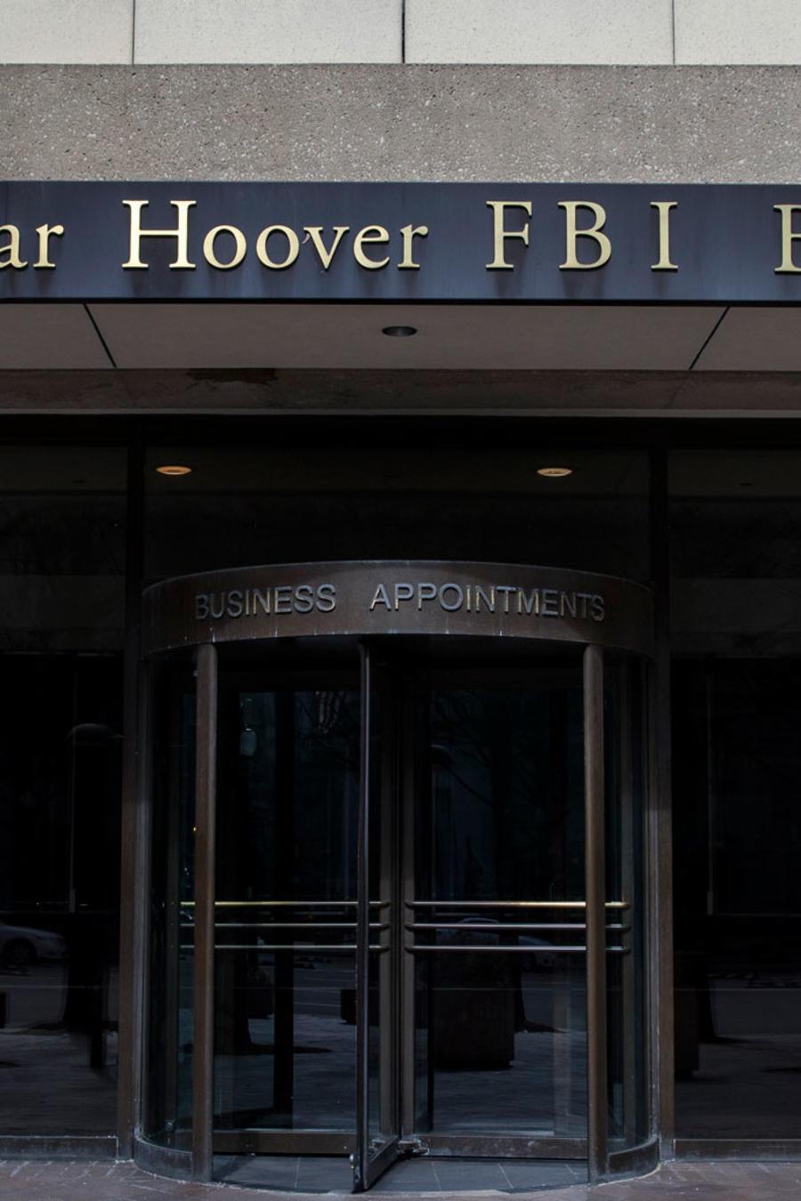 Edificio del FBI en Washington