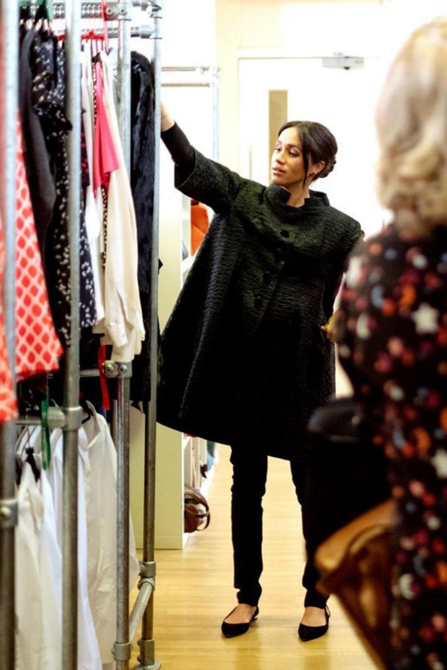 Meghan Markle línea de ropa