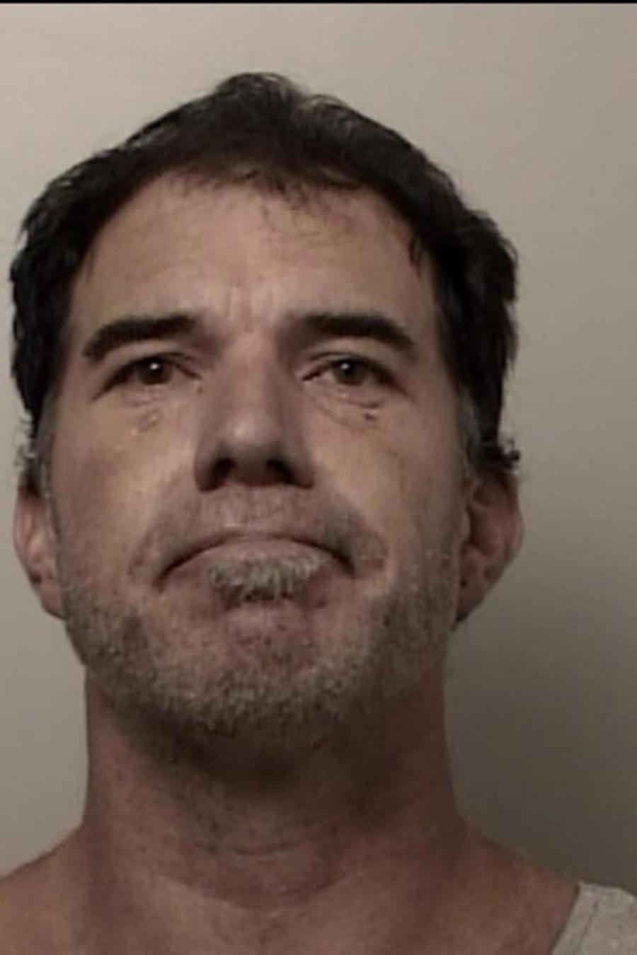 Anthony Gumina en los registros policiales