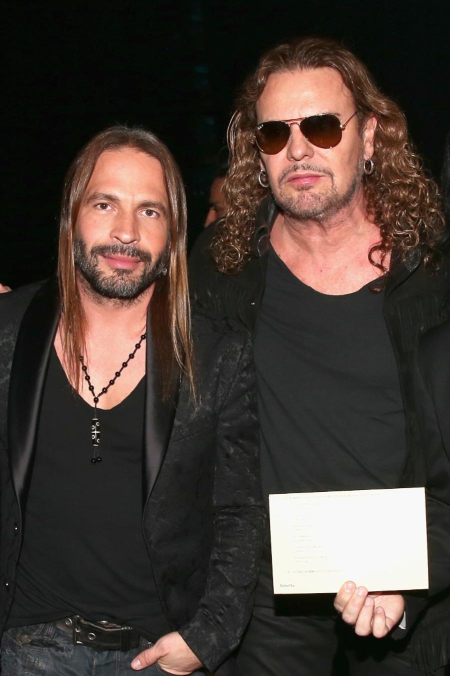 Mana at the Latin Grammy Awards