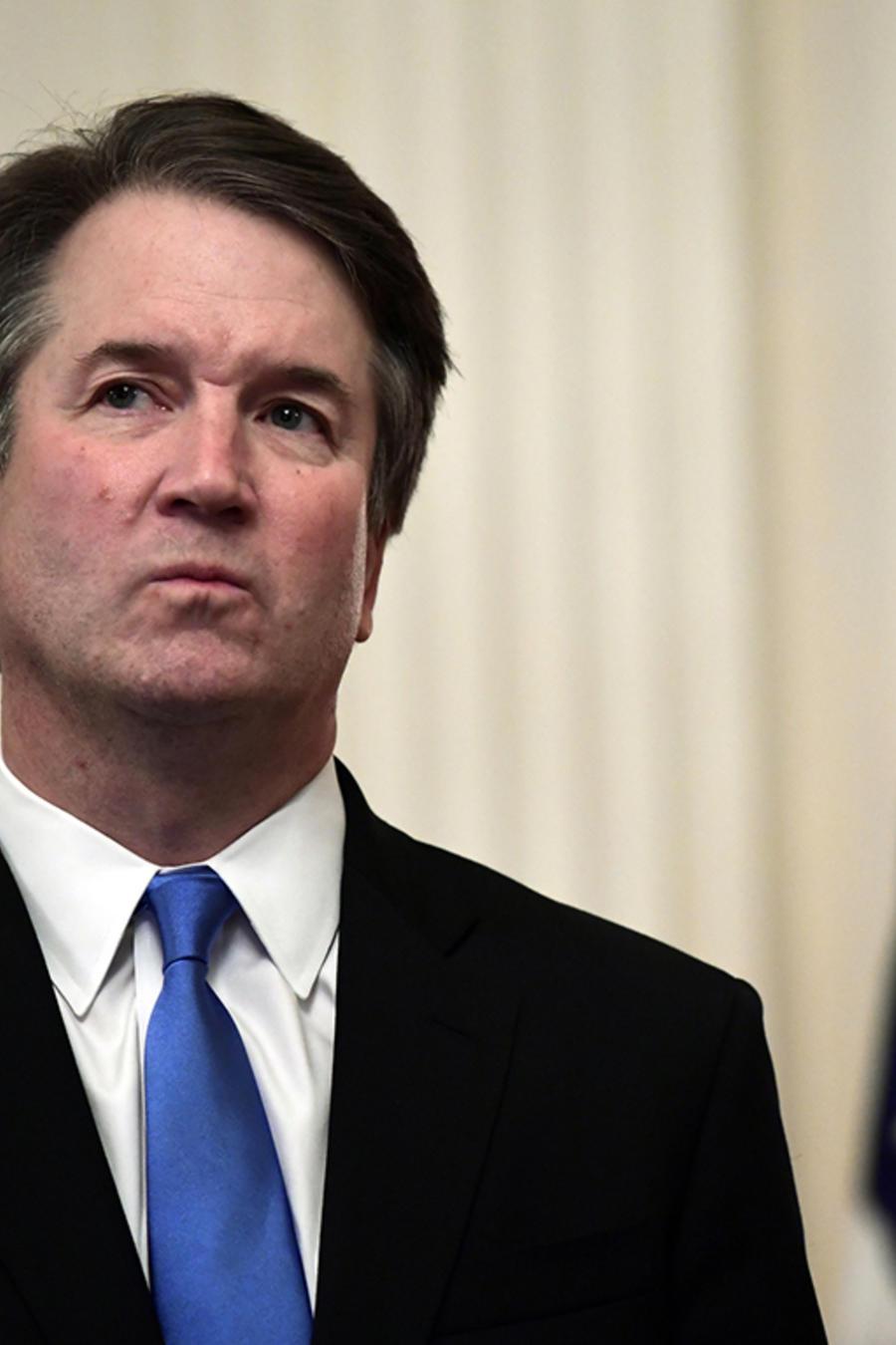 En esta foto de archivo aparece el magistrado de la Corte Suprema, Brett Kavanaugh.