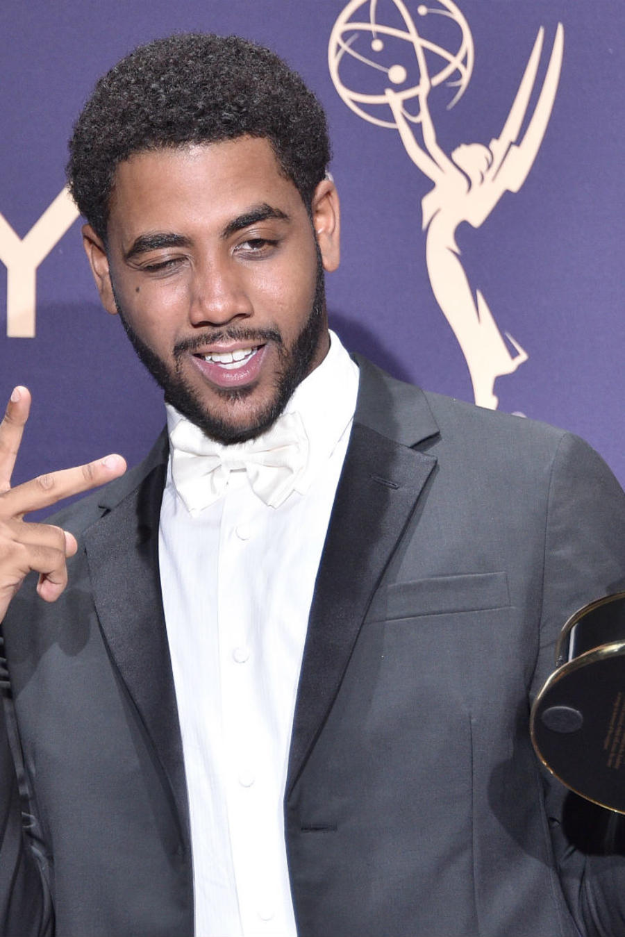 Jharrel Jerome Wins Best Actor in a Limited Series Emmy
