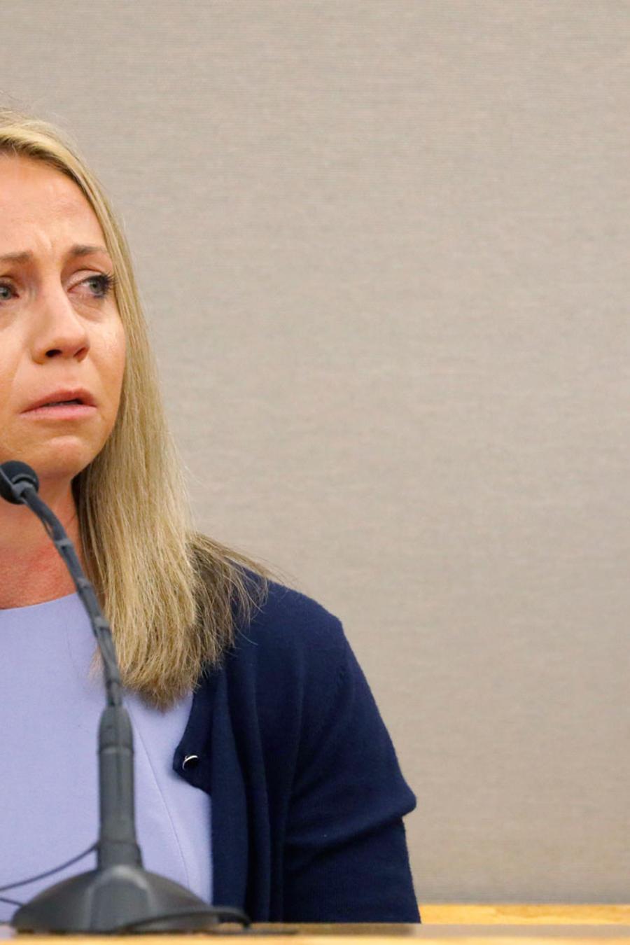 La ex policía Amber Guyger