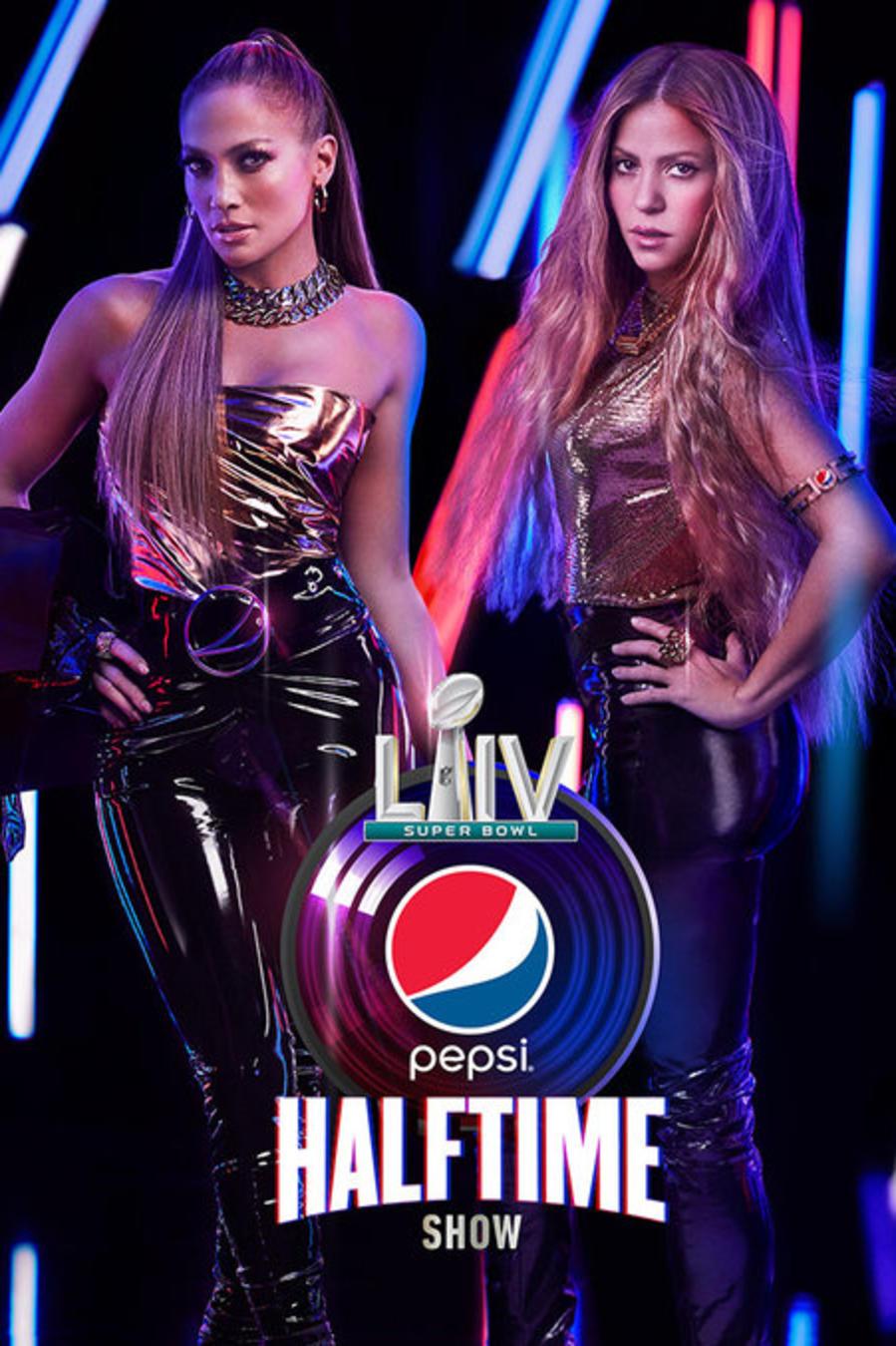 Jennifer Lopez and Shakira Super Bowl announcement