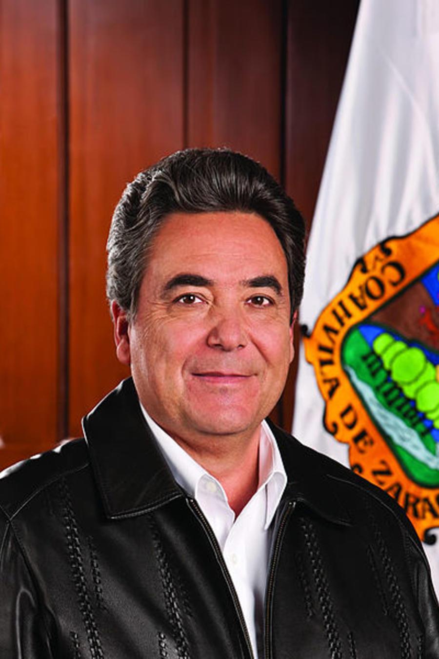 El exgobernador mexicano Jorge Juan Torres Lopez en una foto de archivo.