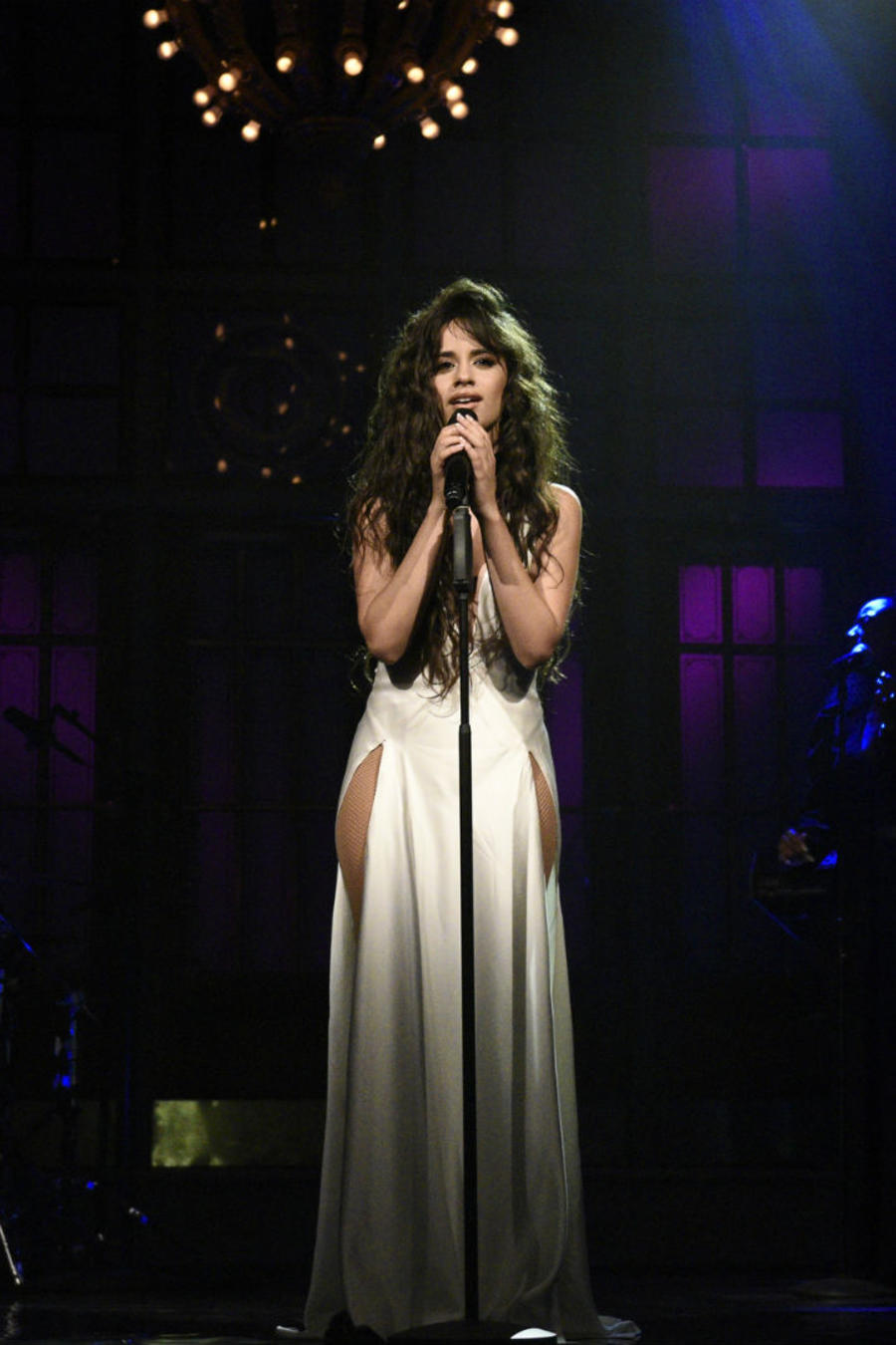 "Camila Cabello performs on ""SNL"""