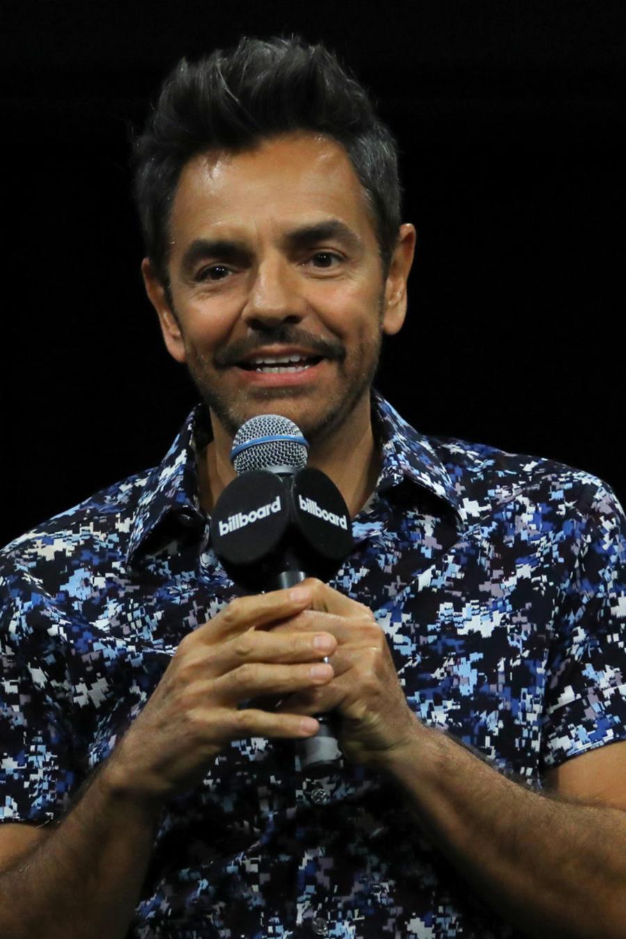 Eugenio Derbez en el Billboard Latin AMA Fest