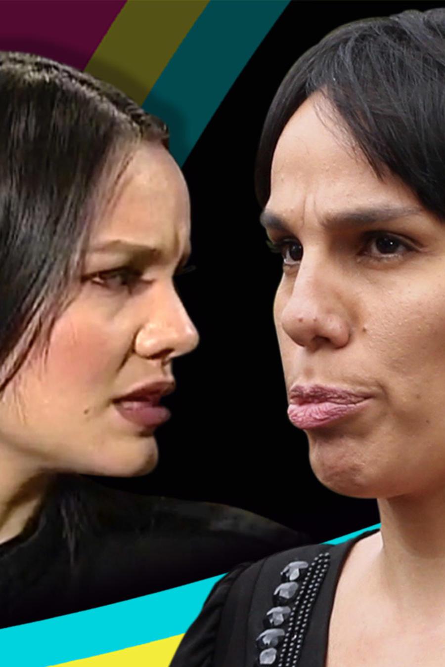 Marysol Sosa vs Sarita 50