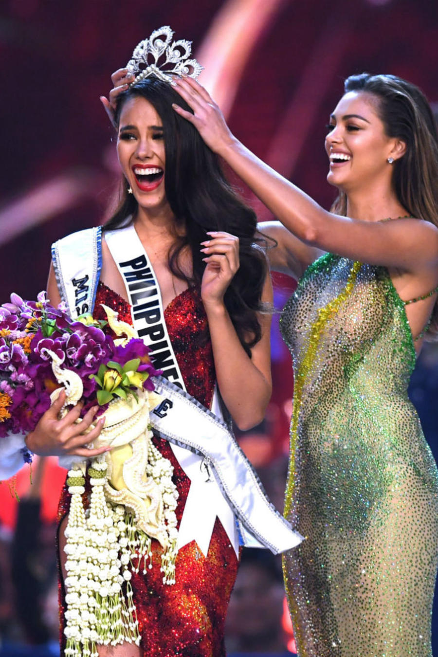 Miss Universo Catriona Gray