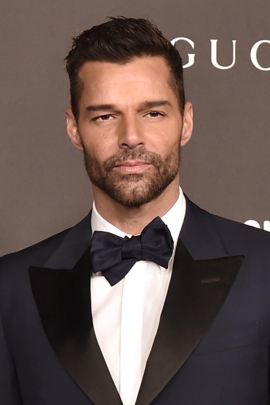 Ricky Martin attends the 2019 LACMA Art + Film Gala at LACMA on November 02, 2019 in Los Angeles, California.