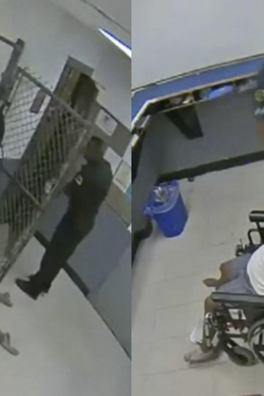 Policías arrastraron a mujer