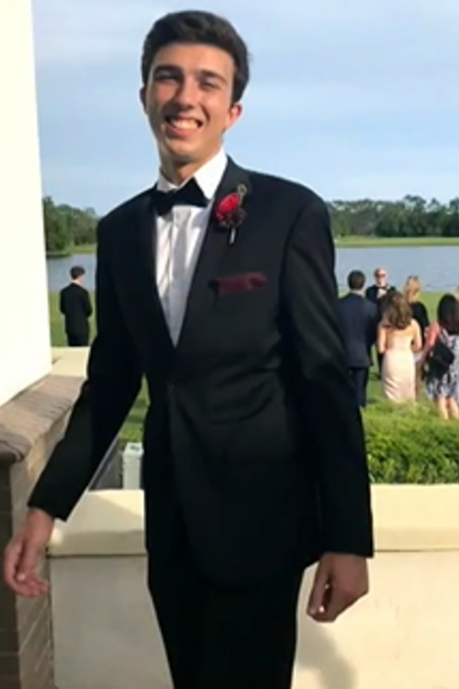 Dylan Hernández, estudiante de la Universidad de San Diego, murió tras una fiesta en una fraternidad