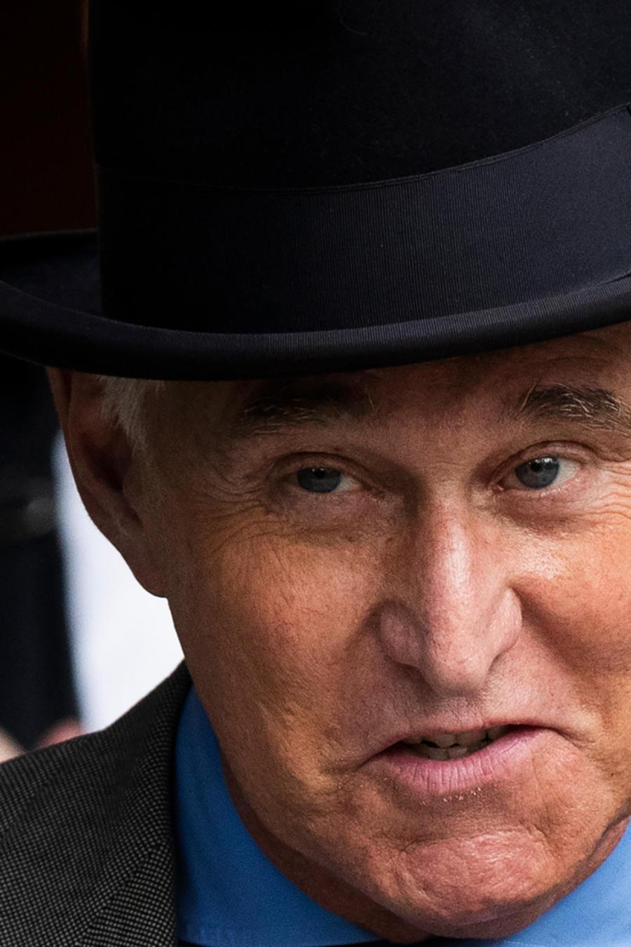 Roger Stone, exasesor de Trump, declarado culpable de 7 cargos