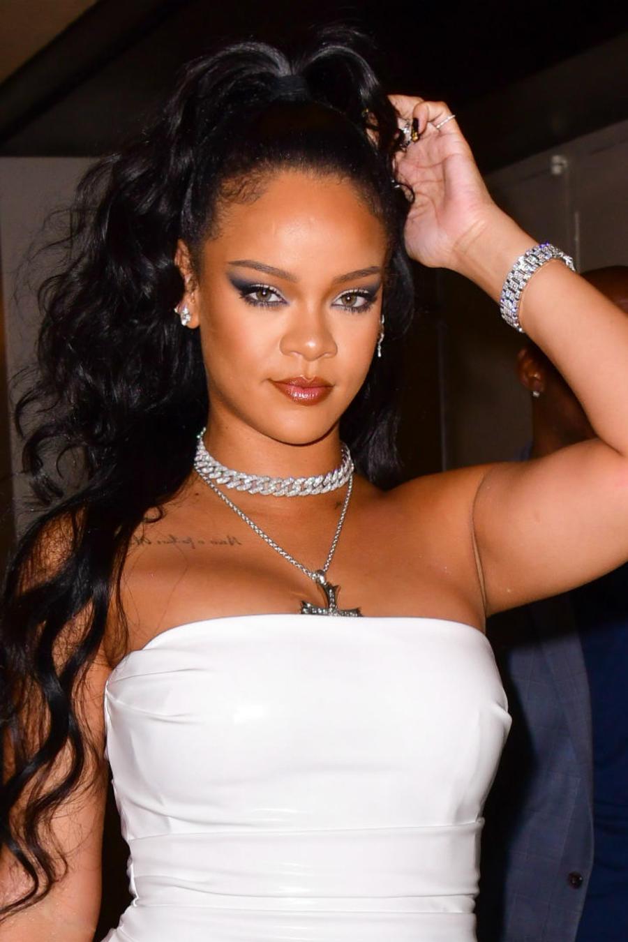 Rihanna, Nueva York, octubre 2019