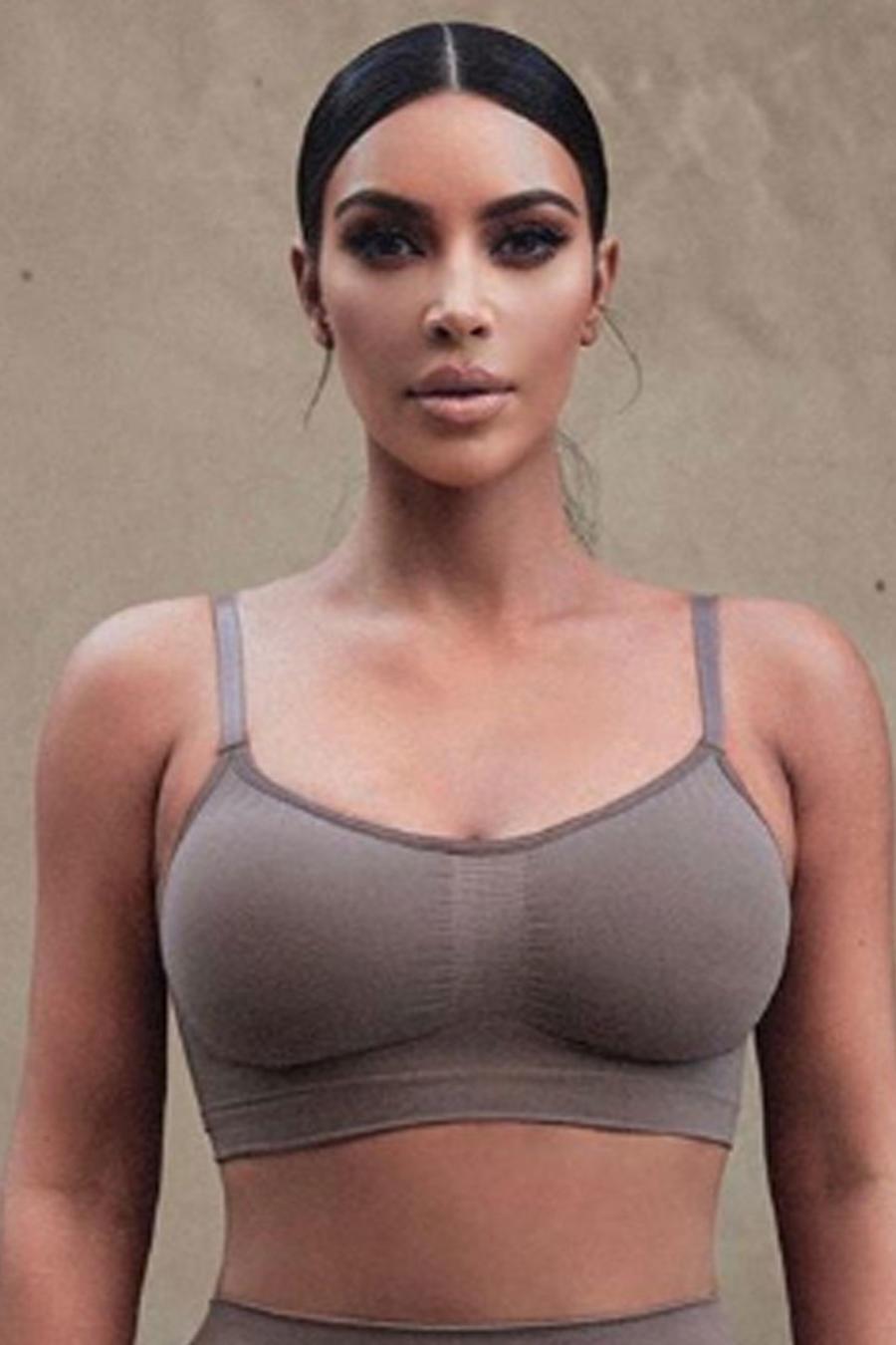 Anahí y Kim Kardashian