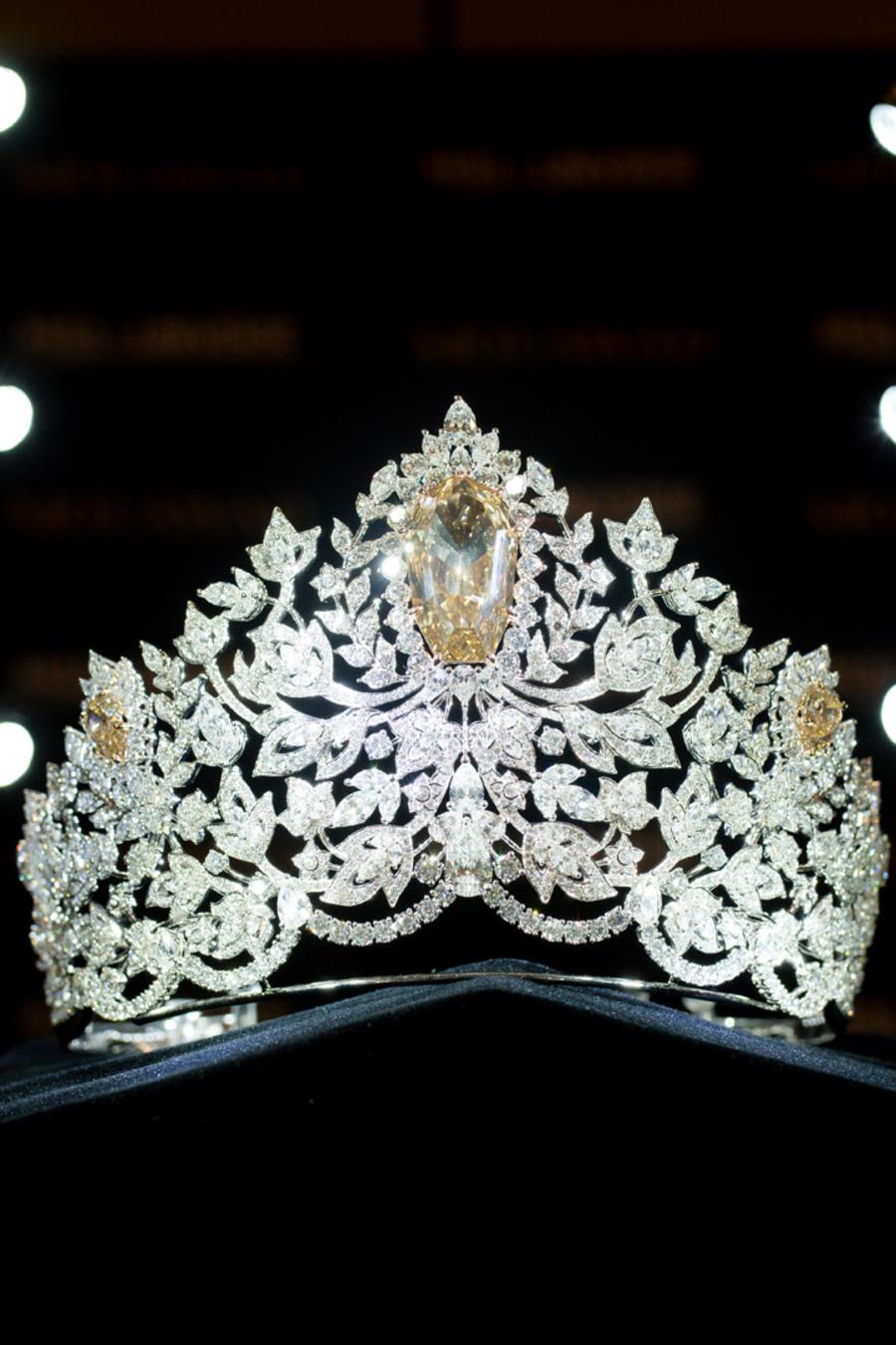 Presentación de la nueva corona de Miss Universo | Miss Universo 2019
