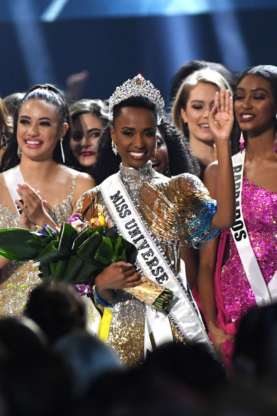 Zozibini Tunzi es la ganadora de Miss Universo 2019