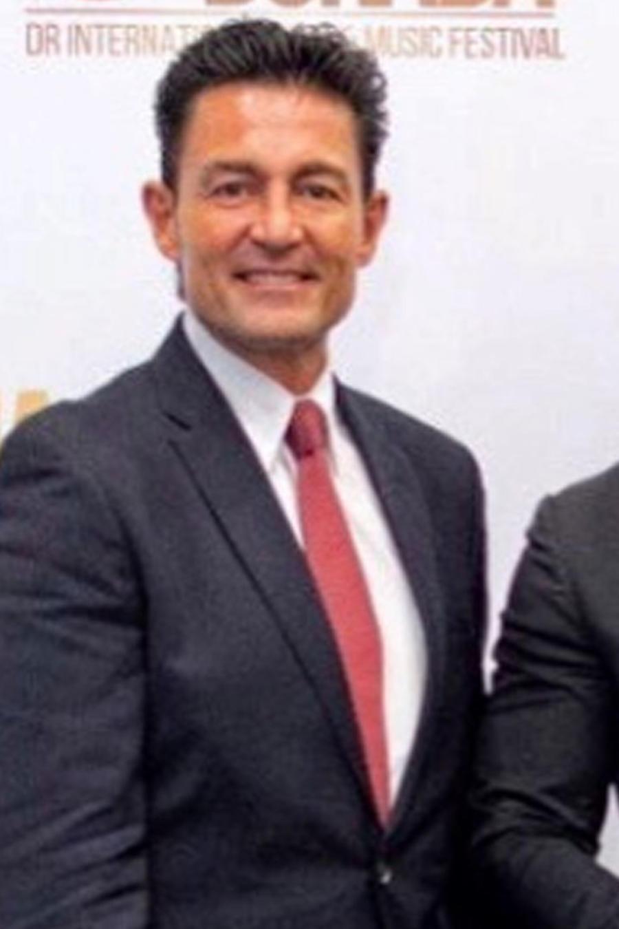 Fernando Colunga y Julián Gil en República Dominicana