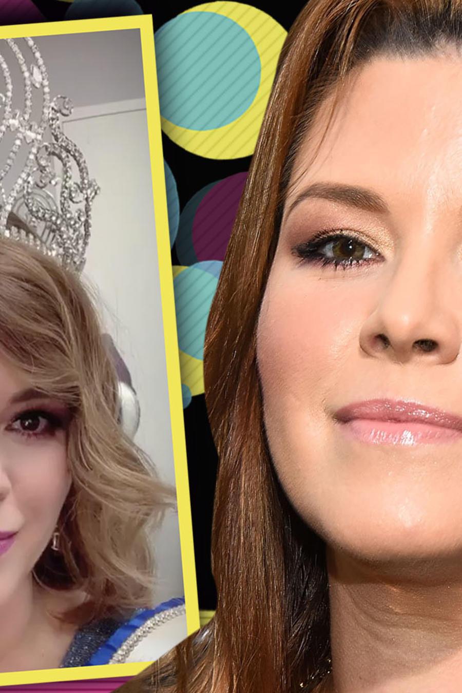 Alicia Machado perdió su corona de Miss Universo