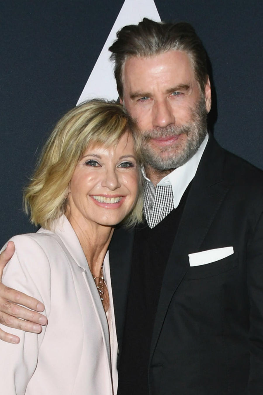 Olivia Newton y John Travolta