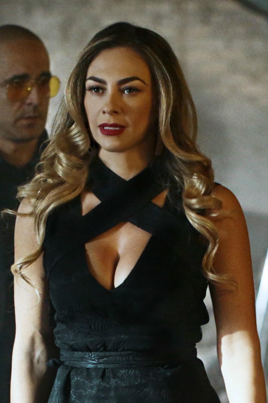 """Aracely Arámbula en """"La Doña""""."""