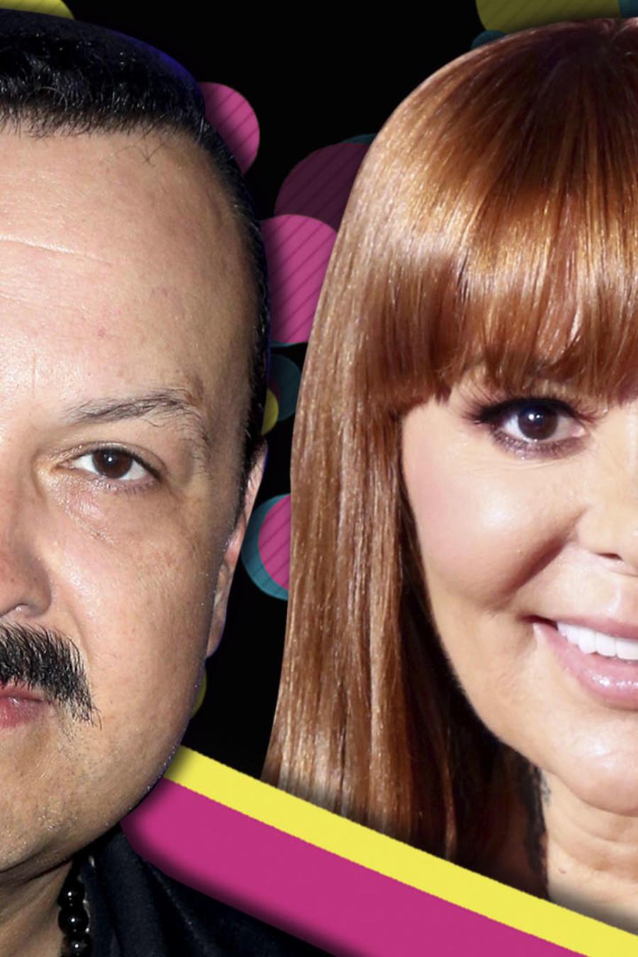 Pepe Aguilar y Alejandra Guzmán