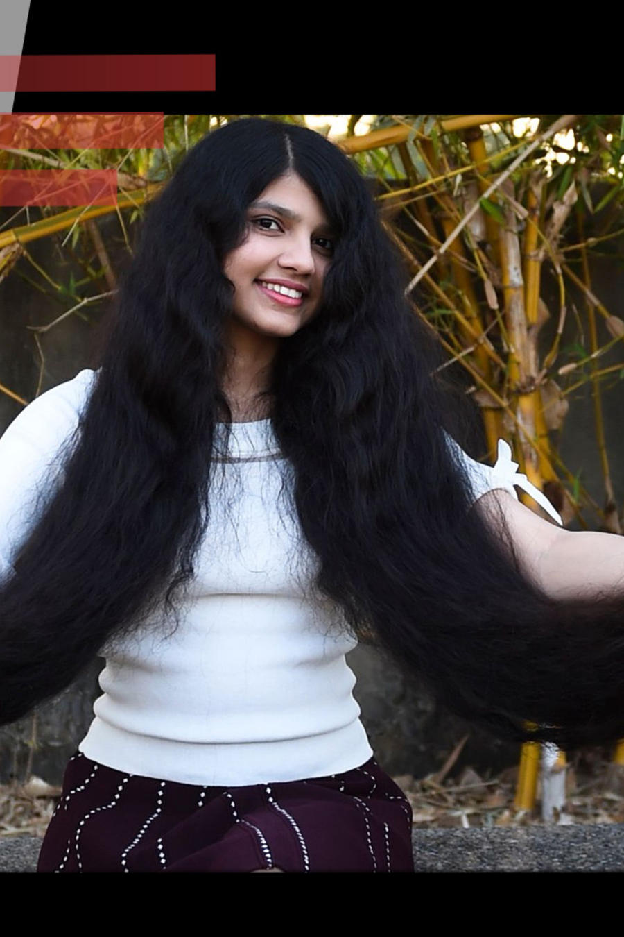 Rapunzel de la India
