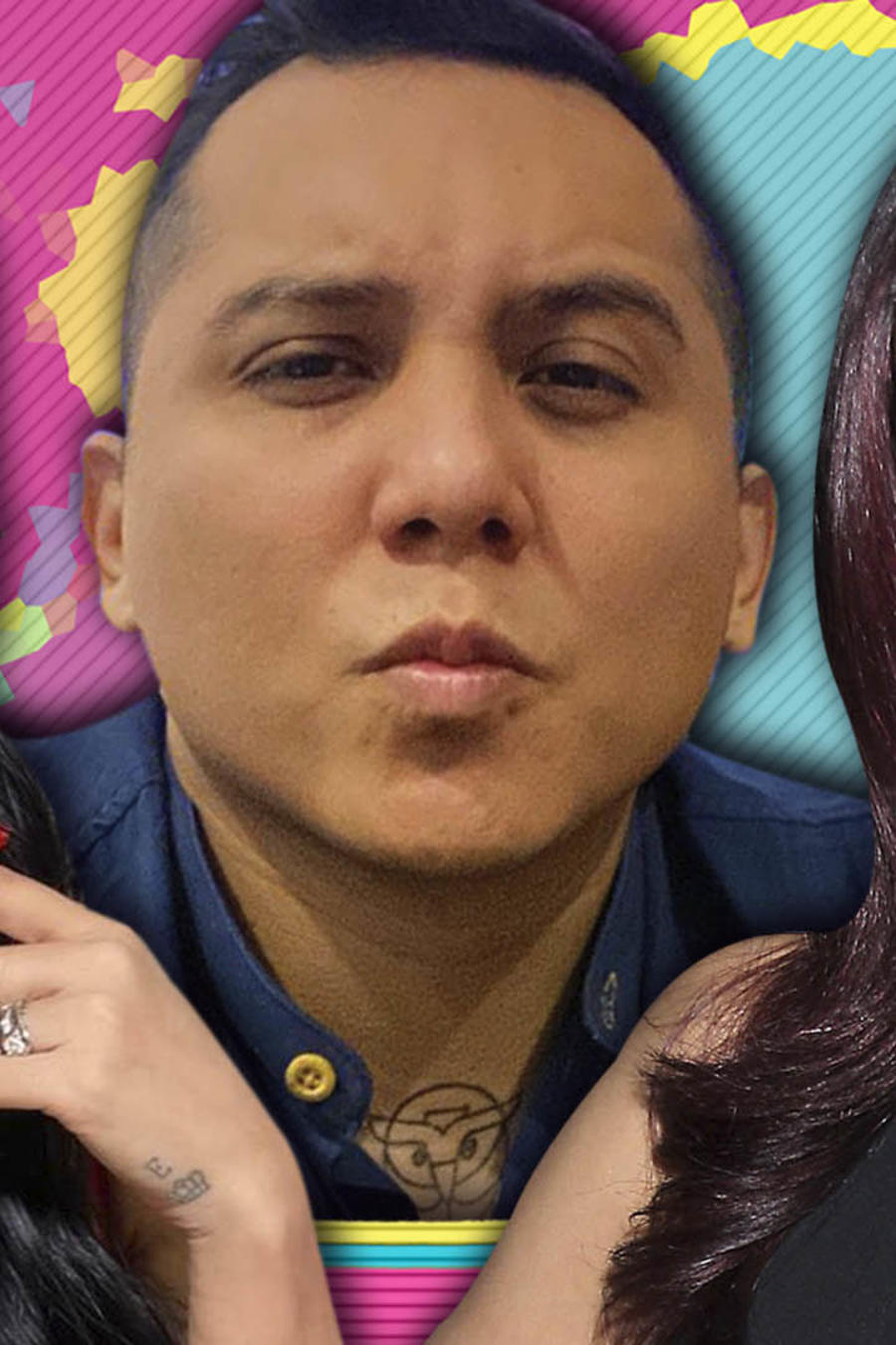 Alma Cero, ex de Edwin Luna, no se compara con Kimberly Flores