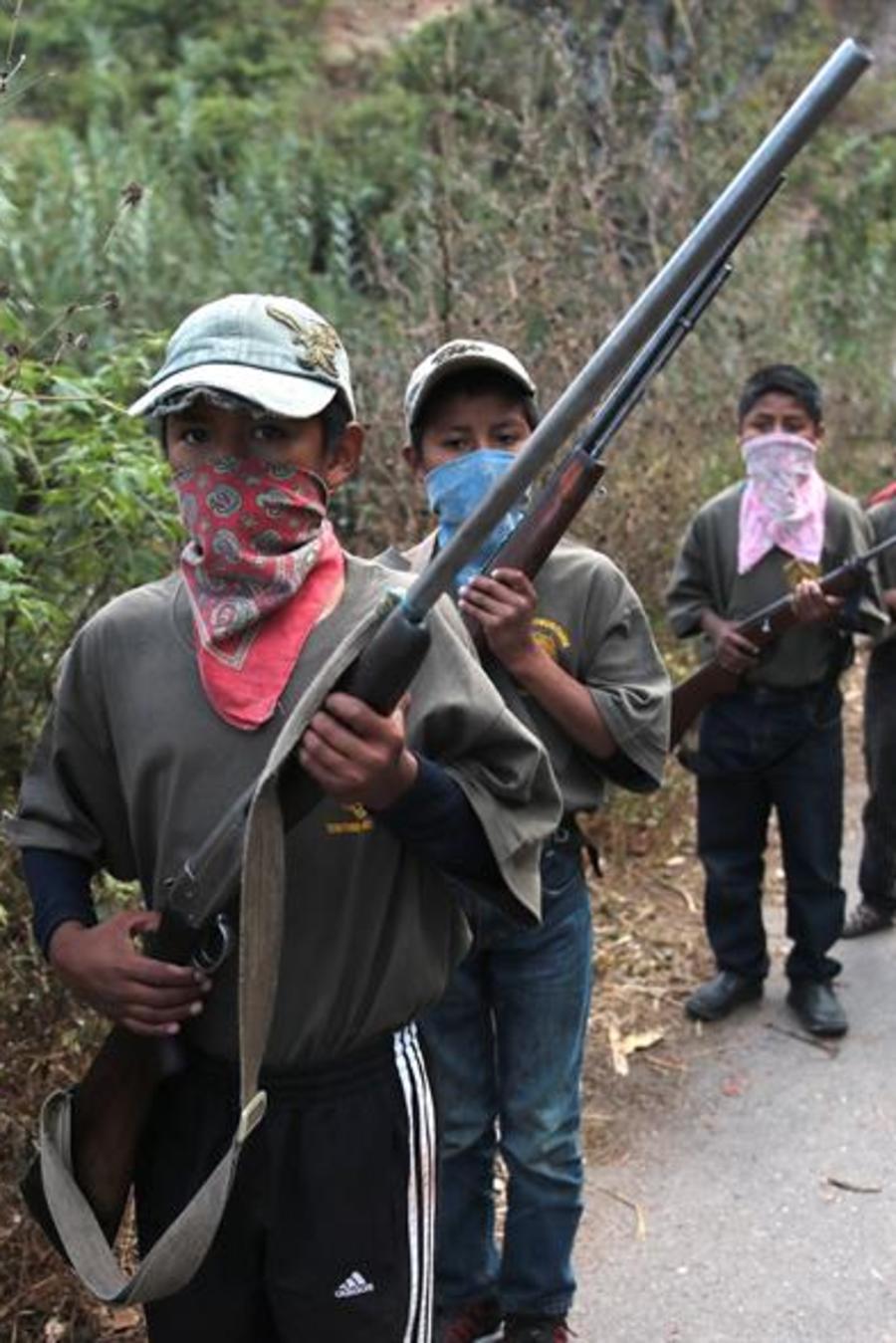 En la sesión de entrenamiento participaron una veintena de niños de entre 8 y 16 años.