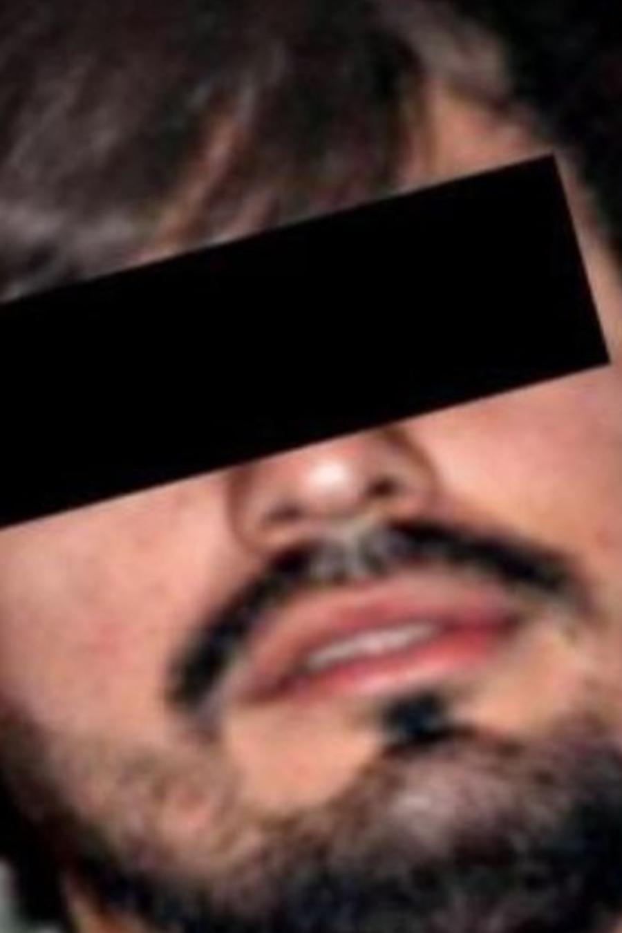 Dámaso López, alias 'El Mini Lic', quien es sobrino del capo del narco Joaquín 'El Chapo' Guzmán.