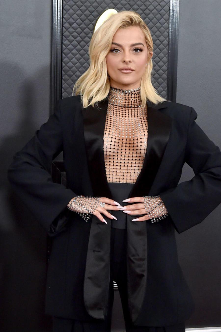 Priyanka Chopra y Rita Ora en los Grammy Awards 2020