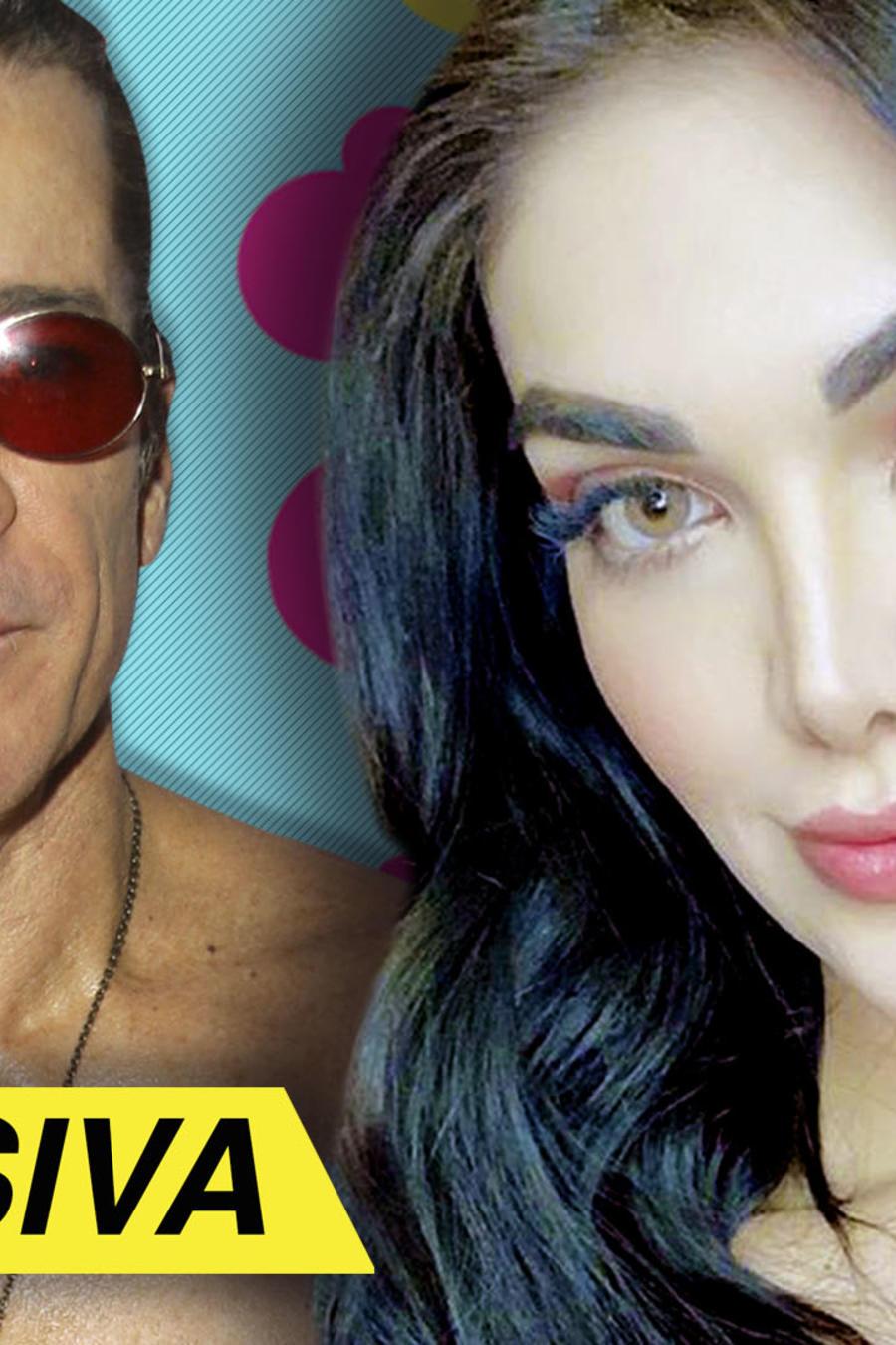 Fernando Carrillo trío sexual, modelo trans