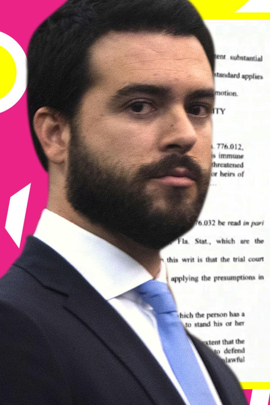 Pablo Lyle contrademanda