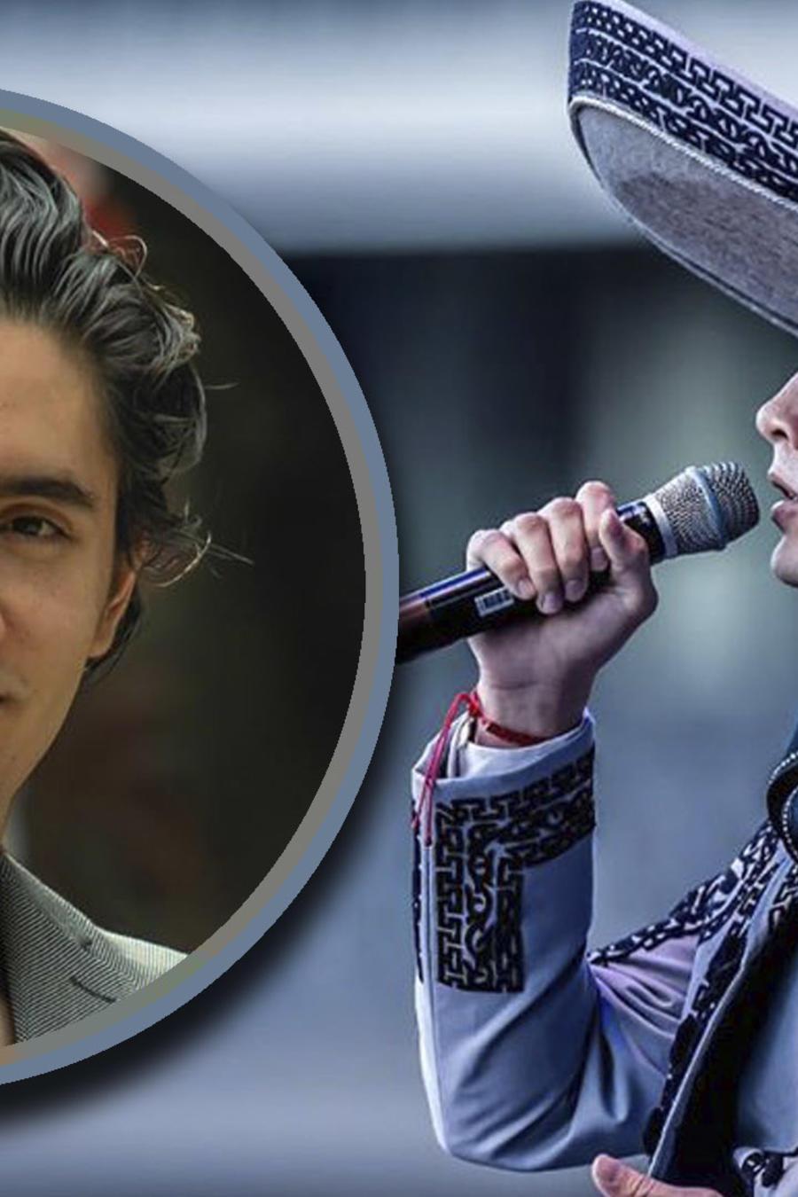 Alejandro Ferández hijo parecido