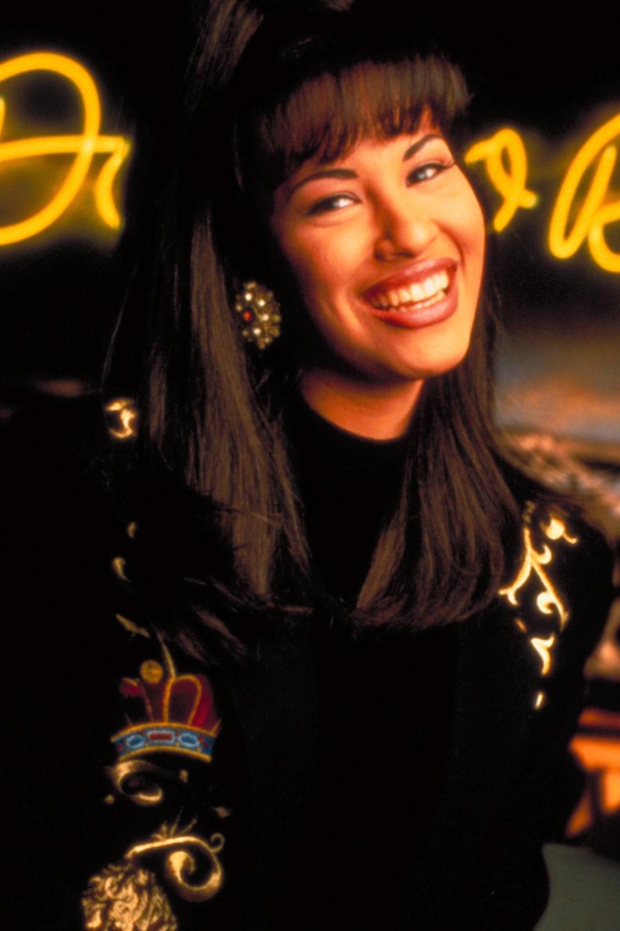 Imagen de archivo de Selena Quintanilla.