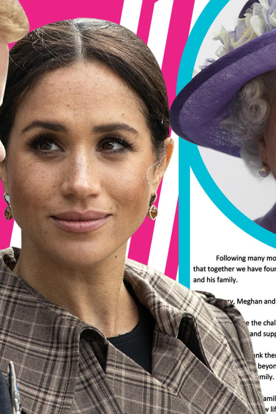 Meghan Markle y el príncipe Harry prohibicion